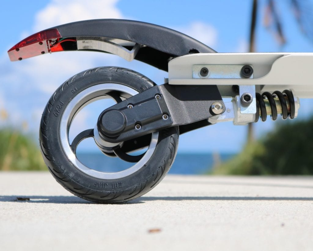 Why Should You Buy the Mosquito; the Ultra-Portable and Fast Scooter? 2