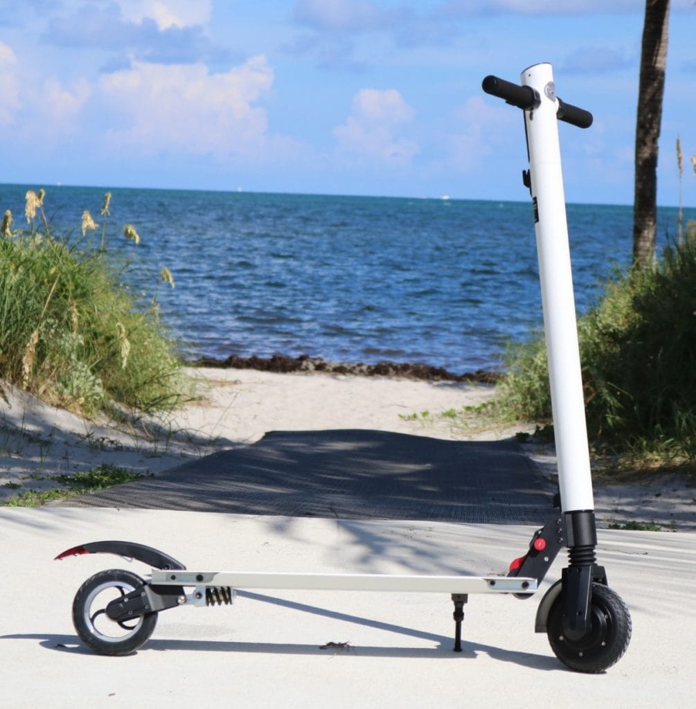 Why Should You Buy the Mosquito; the Ultra-Portable and Fast Scooter? 1