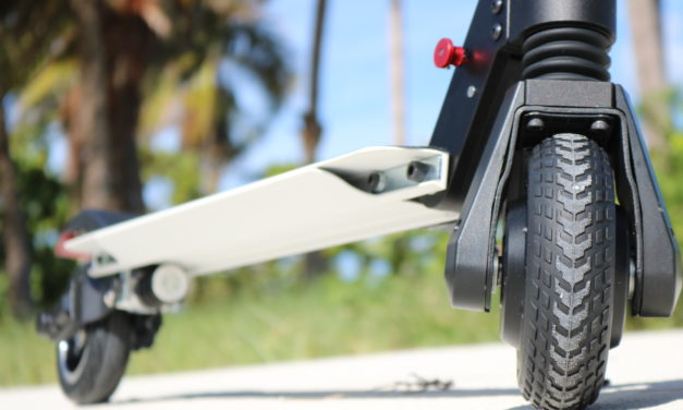 Why Should You Buy the Mosquito; the Ultra-Portable and Fast Scooter?