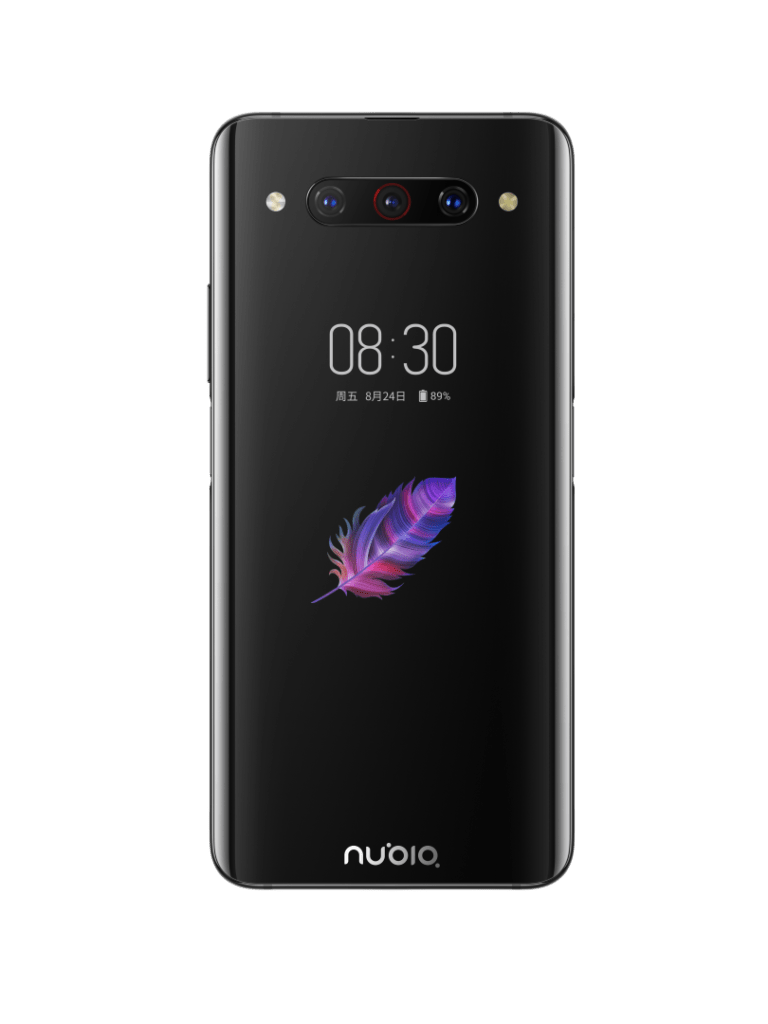 nubia Z20 announced with Dual-Screen, Snapdragon 855, and no need for the front-facing camera 5