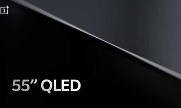 OnePlus TV will feature a 55-inch QLED display, MediaTek MT5670 SoC and 3GB RAM