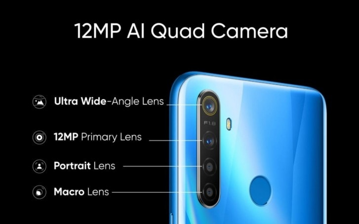 Realme XT with Quad Camera, 64MP Samsung SOCELL Bright GW1 lens, expected to launch in October 2