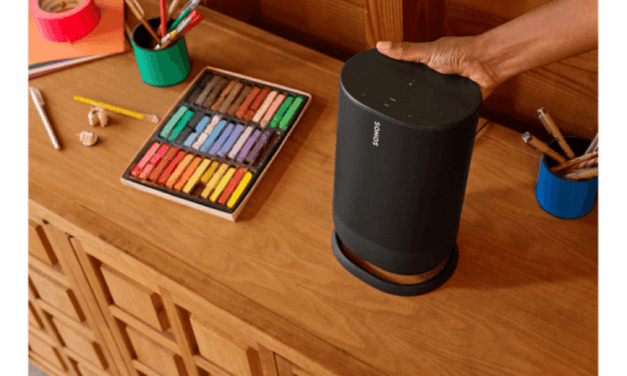 Sonos Move – Sonos is finally launching a speaker with Bluetooth and Wi-Fi