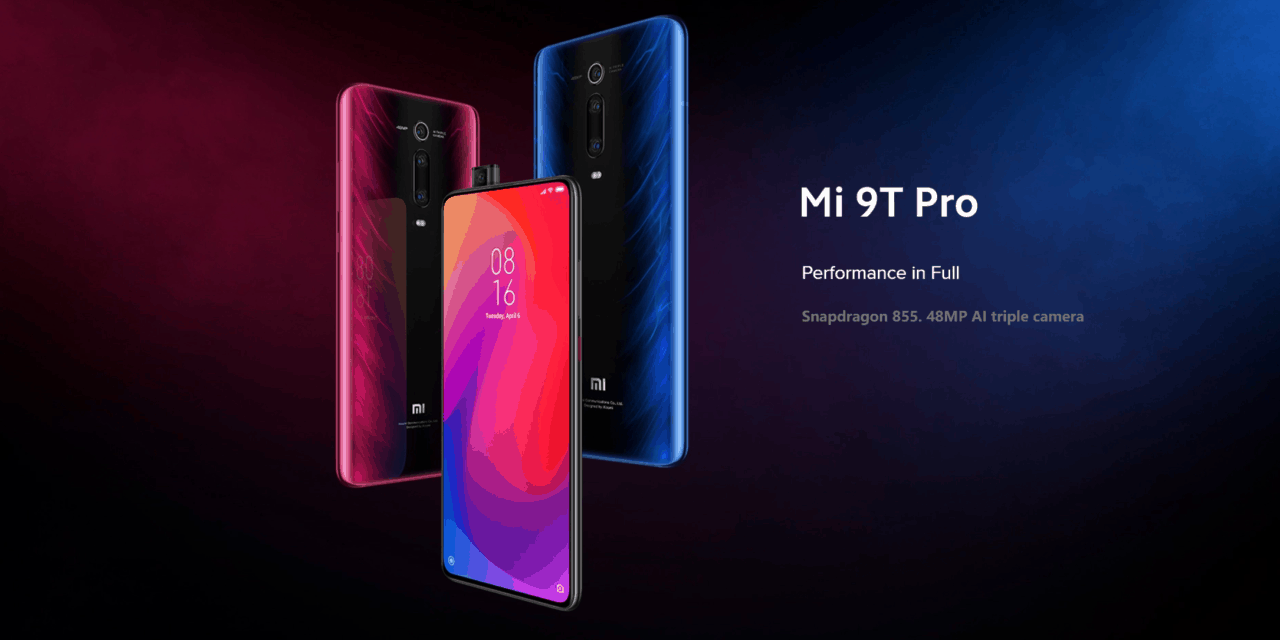 Xiaomi Mi 9T Pro is officially launching. Pre-order for €399.00/£364 from Amazon.es