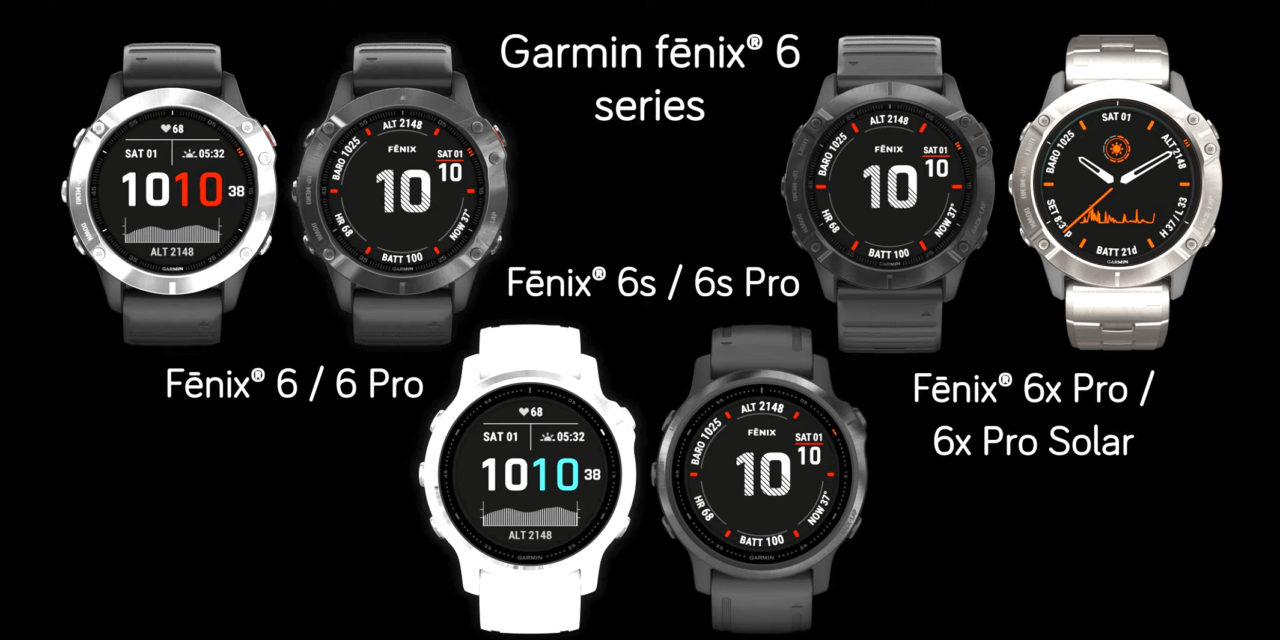 Garmin Fenix 6 Series Leaked includes Pro model and 6x Pro Solar – Key features revealed