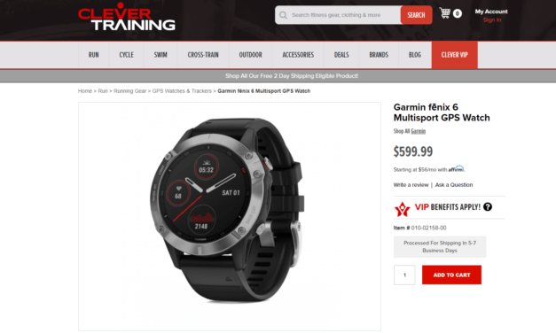 GPScity & Clevertraining lists Garmin Fenix 6, Venu and Vivoactive 4 early. Another site has listed a September 6th launch date
