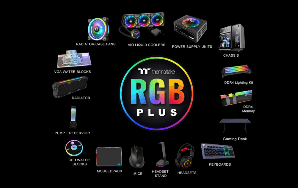 Thermaltake launches its flagship Level 20 RGB Gaming Mouse 4