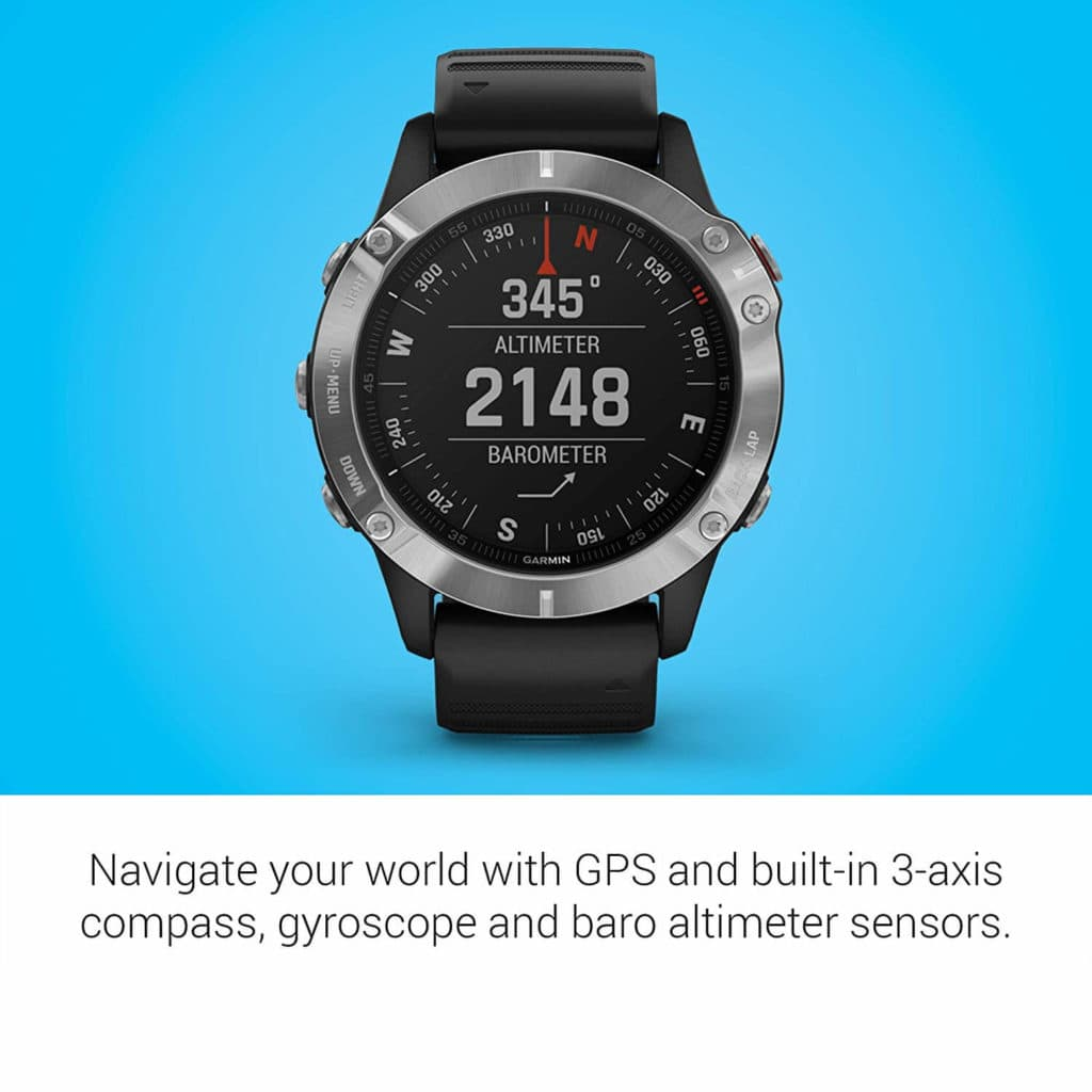 Garmin Fenix 6 Series Leaked includes Pro model and 6x Pro Solar - Key features revealed 19