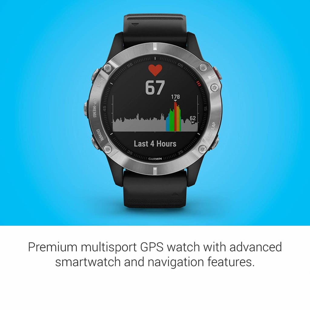 Garmin Fenix 6 Series Leaked includes Pro model and 6x Pro Solar - Key features revealed 18