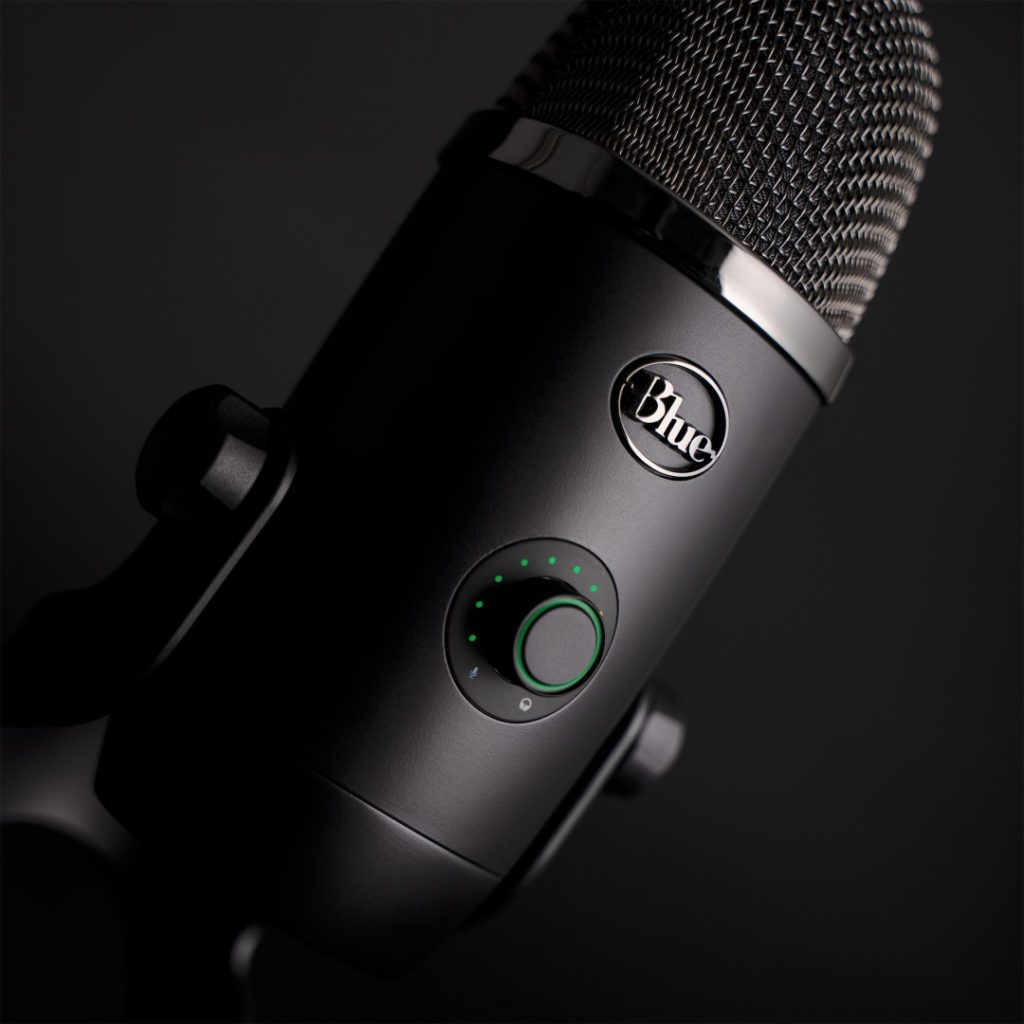 Blue launches Yeti X USB Microphone and Blue VO!CE software 2