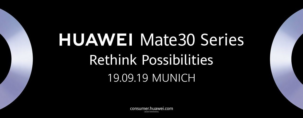 Huawei Mate 30 vs P30 vs Mate 20 – What we know so far.