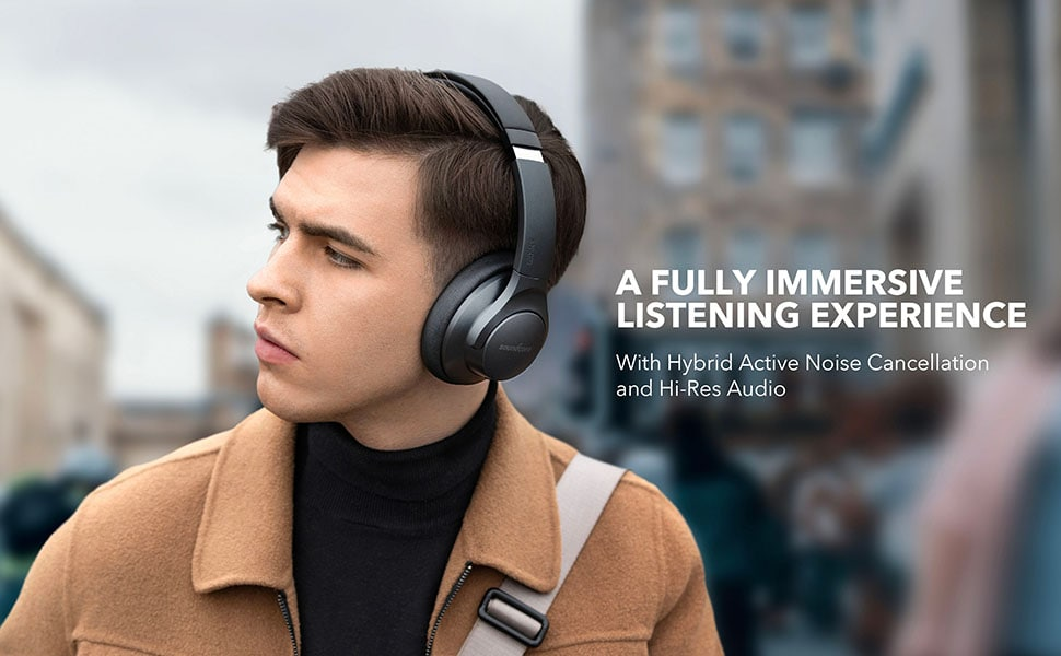 Anker Soundcore Life Q20 Hybrid Active Noise Cancelling Headphones Review – Affordable, comfortable and excellent noise cancelling