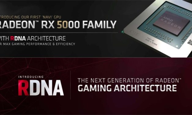 Navi 12 Radeon RX 5800 Series to come with 256-bit Bus & Navi 14 Radeon RX 5600 with 128-bit Bus claims leak. Could launch in October