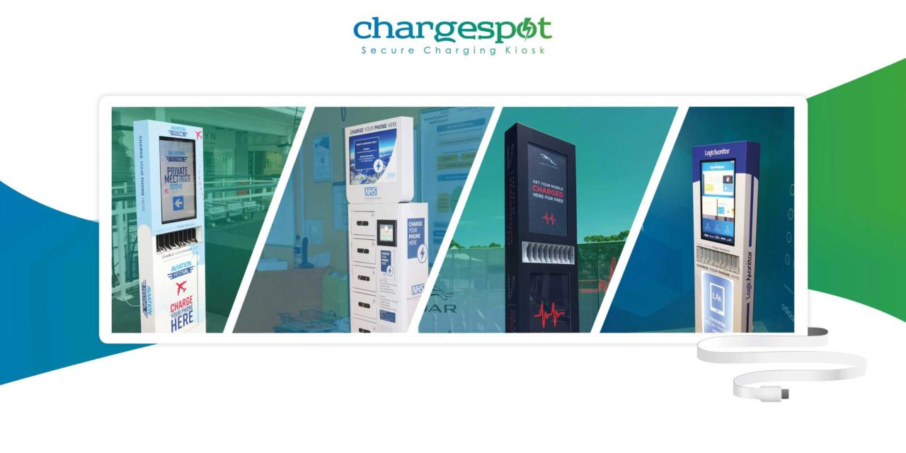 Chargespot UK August – 2019 Global Trends