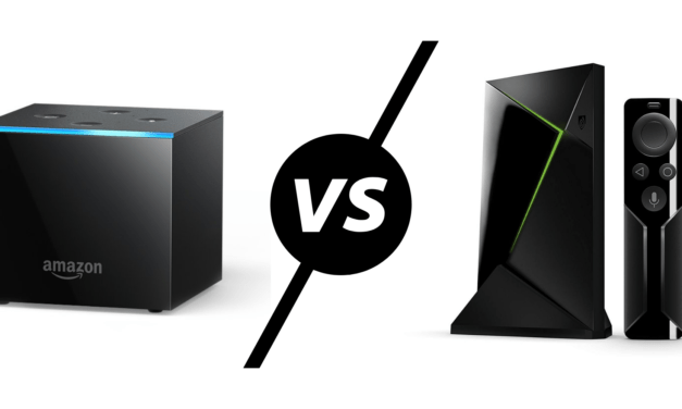Amazon Fire TV Cube 4K (2019) vs Nvidia Shield – Which is the ultimate set-top streaming box?