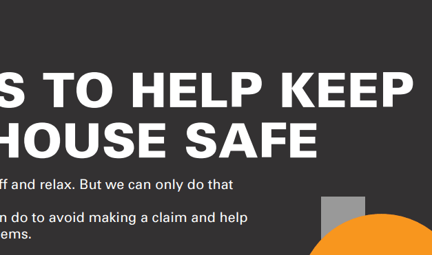 Protect your home and minimise insurance claims with this handy infographic