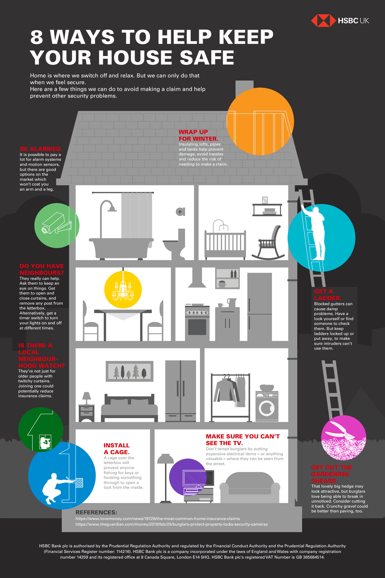 Protect your home and minimise insurance claims with this handy infographic 2