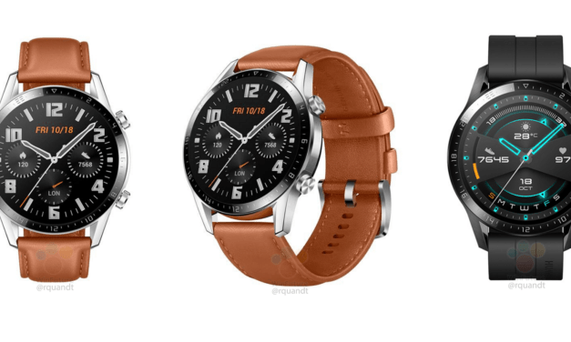 Huawei Watch GT 2 could be one of the best looking smartwatches to land at IFA 2019