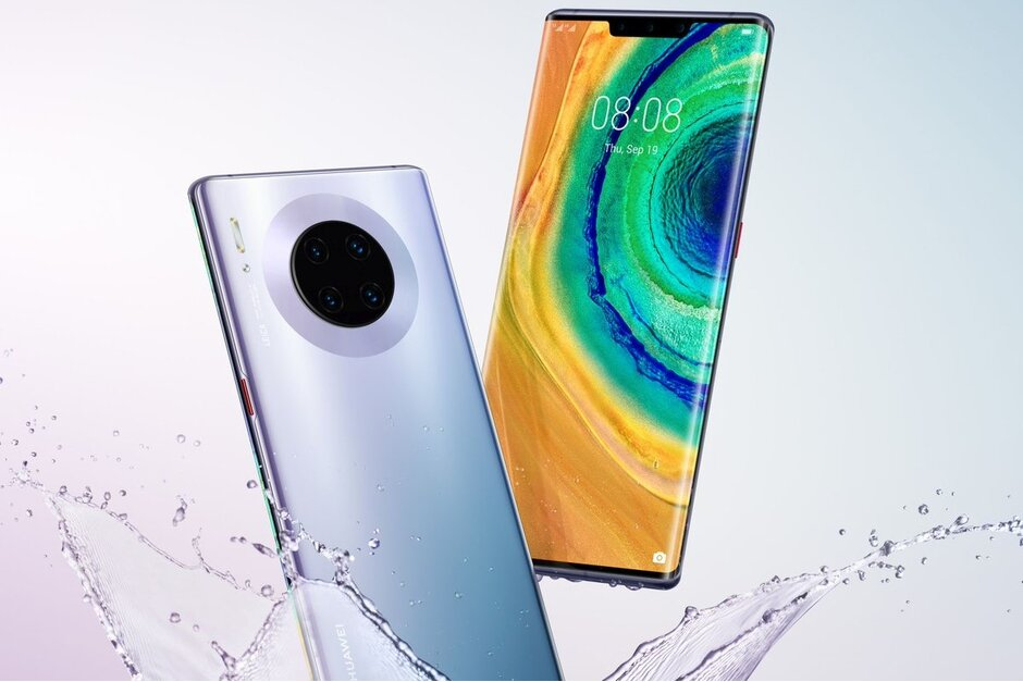 Huawei Mate 30 Pro with Kirin 990 tested on AnTuTu 8 – Sits between S855 and S855+ phones