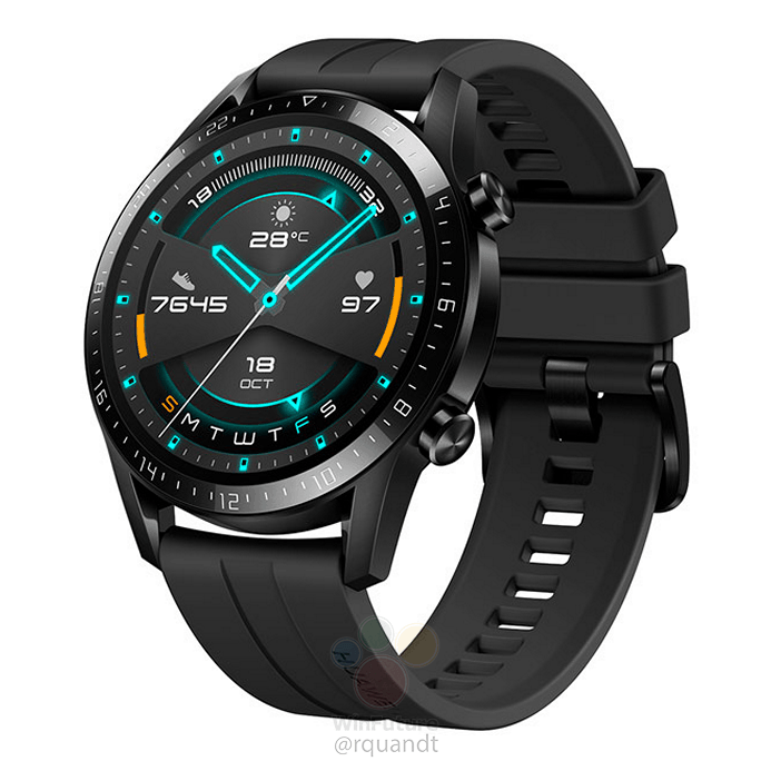 Huawei Watch GT 2 could be one of the best looking smartwatches to land at IFA 2019 5