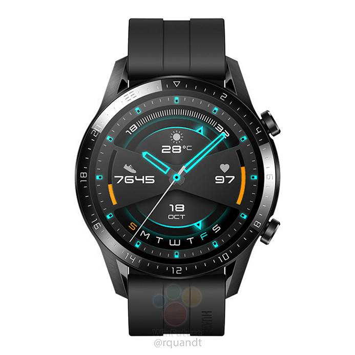 Huawei Watch GT 2 could be one of the best looking smartwatches to land at IFA 2019 4