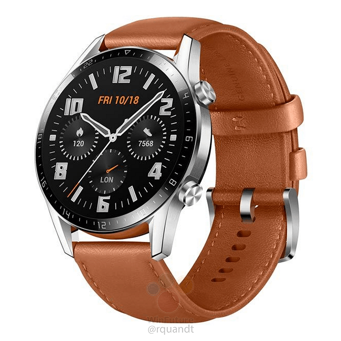 Huawei Watch GT 2 could be one of the best looking smartwatches to land at IFA 2019 1