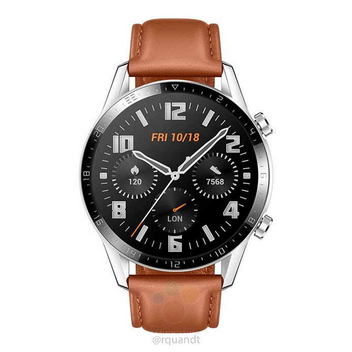 Huawei Watch GT 2 could be one of the best looking smartwatches to land at IFA 2019 2