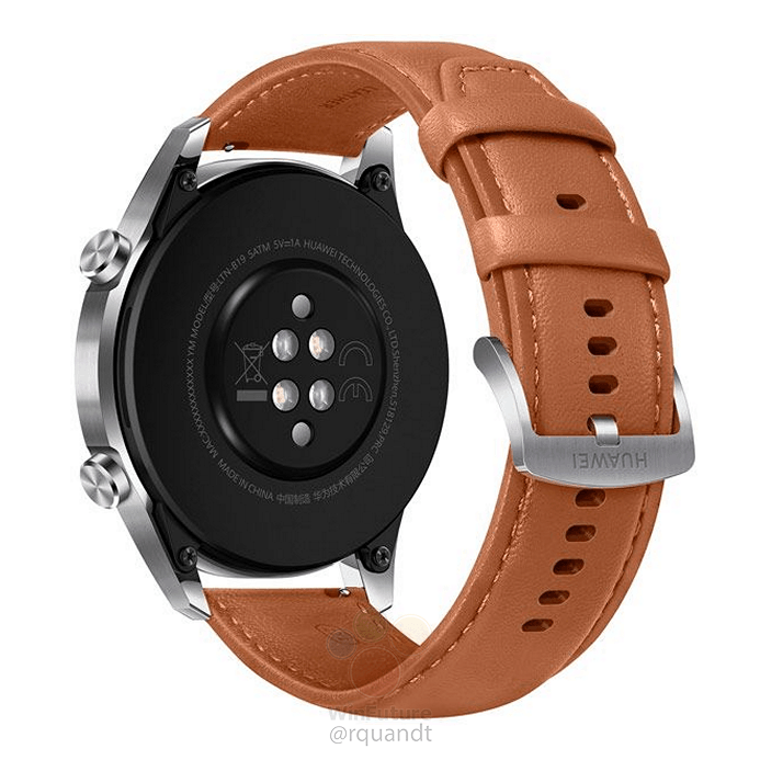 Huawei Watch GT 2 could be one of the best looking smartwatches to land at IFA 2019 3