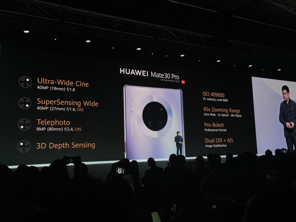 Huawei Mate 30 Pro Announced – no-hands on review because it's probably not launching in the UK 4