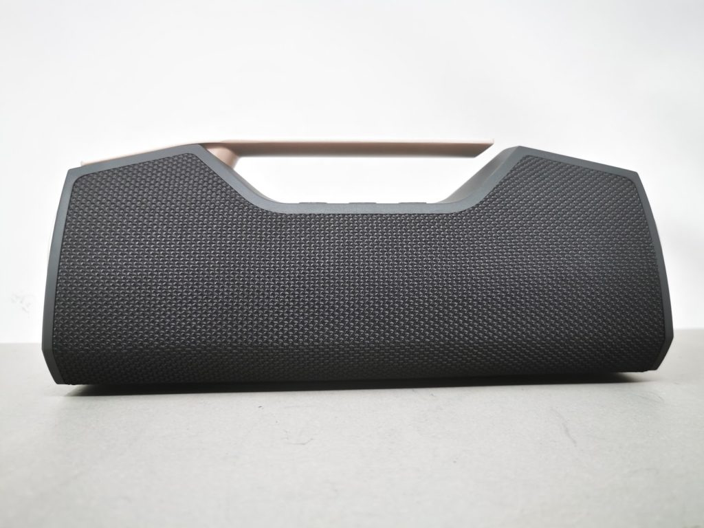 Wharfedale Exson M Review – The perfect Bluetooth speaker for camping and festivals. 4
