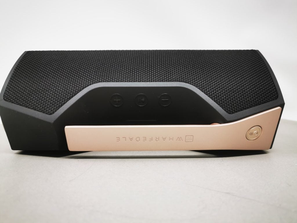 Wharfedale Exson M Review – The perfect Bluetooth speaker for camping and festivals. 2