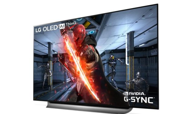 LG rolls out NVIDIA G-Sync update for C9 & E9 2019 OLED TVs