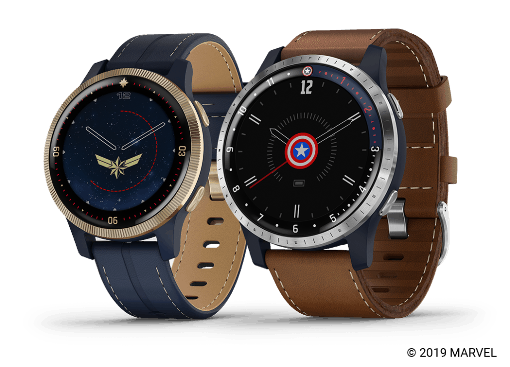 Garmin Legacy Hero Series Launched at IFA- Marvel-themed Vívoactive 4 & 4S 2