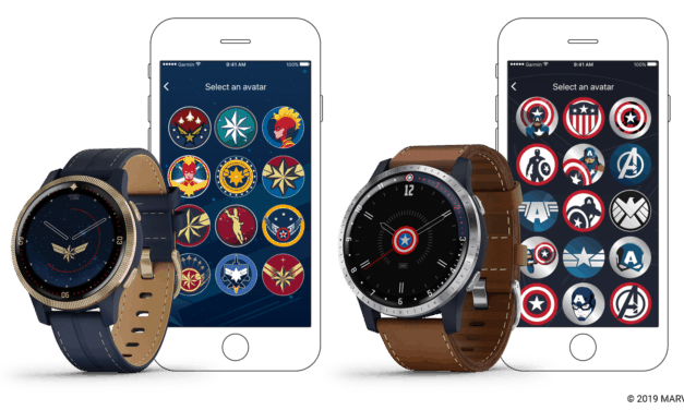 Garmin Legacy Hero Series Launched at IFA- Marvel-themed Vívoactive 4 & 4S