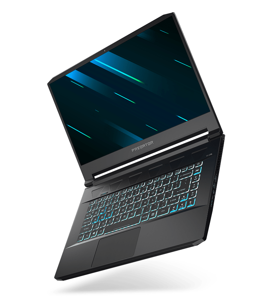 Acer @ IFA - Laptop upgrades including the Predator Triton 500 with 300hz display and new Predator Thronos Air 2