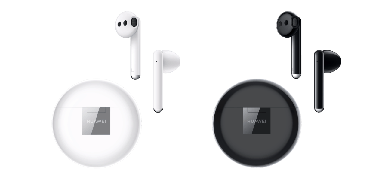 Huawei's FreeBuds Are Now More Advanced Than Apple's AirPods