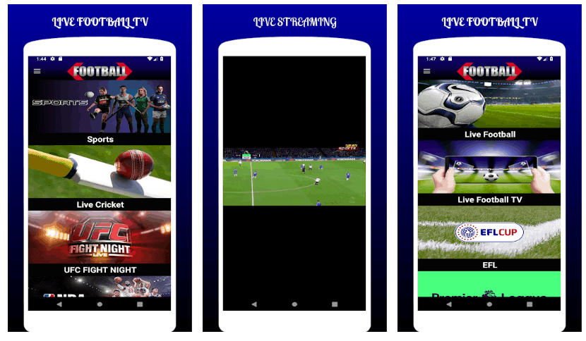 The Best Sporting Apps to Keep Track of the Football on Android 7