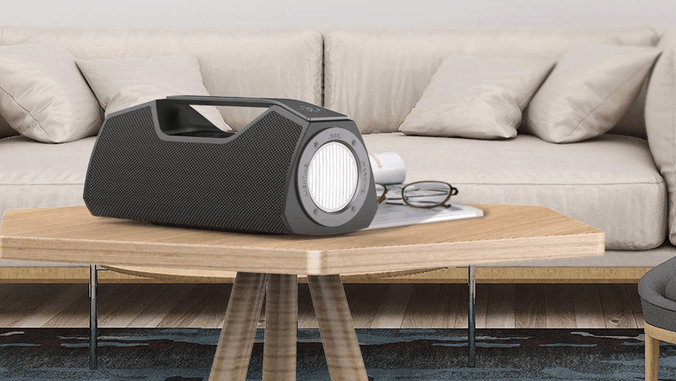 Wharfedale Exson M Review – The perfect Bluetooth speaker for camping and festivals.