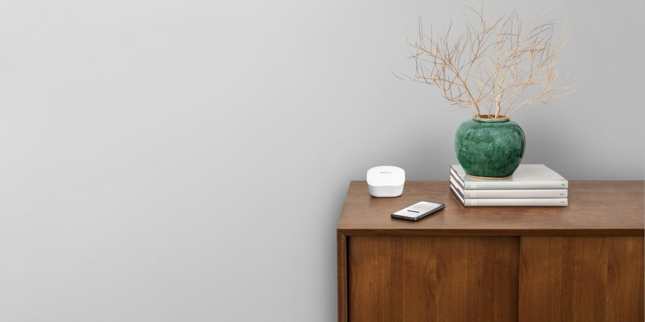 Amazon finally introduce eero mesh Wi-Fi system to the UK – £249 for a three-pack
