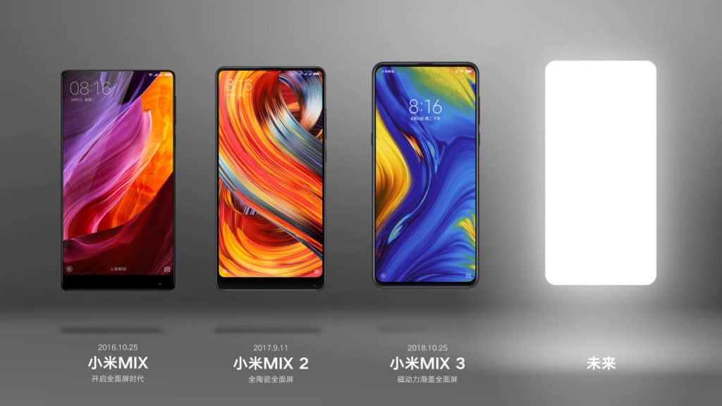 Techtember is hotting up. Xiaomi Mi Mix 4 expected to launch on September 24