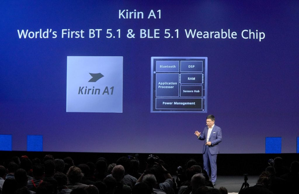 Huawei FreeBuds 3 launched with Kirin A1 chip and active noise cancelling 2