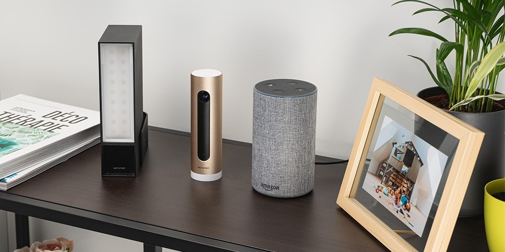 Netatmo updates its Smart Cameras to be compatible with Amazon Alexa