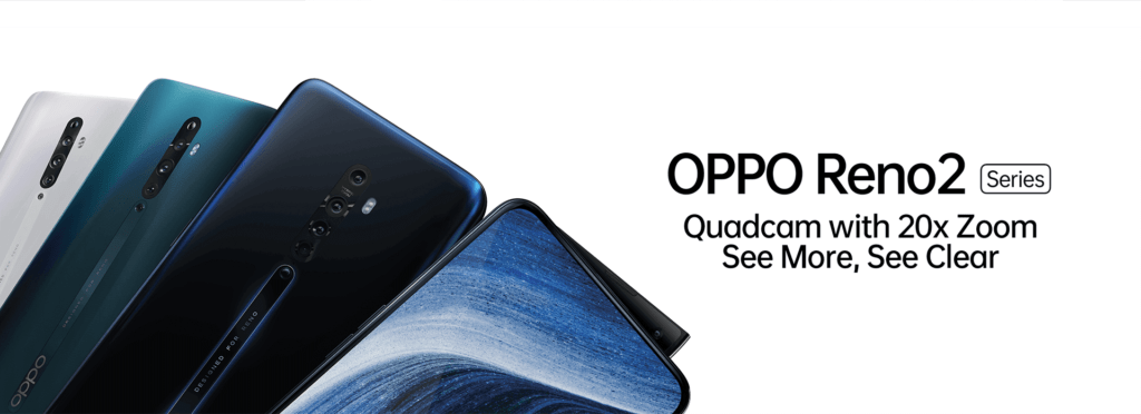 OPPO Reno2 launches in China for 2,999 Yuan / £345 with an impressive camera spec, but how does it differ from the original Reno? 3