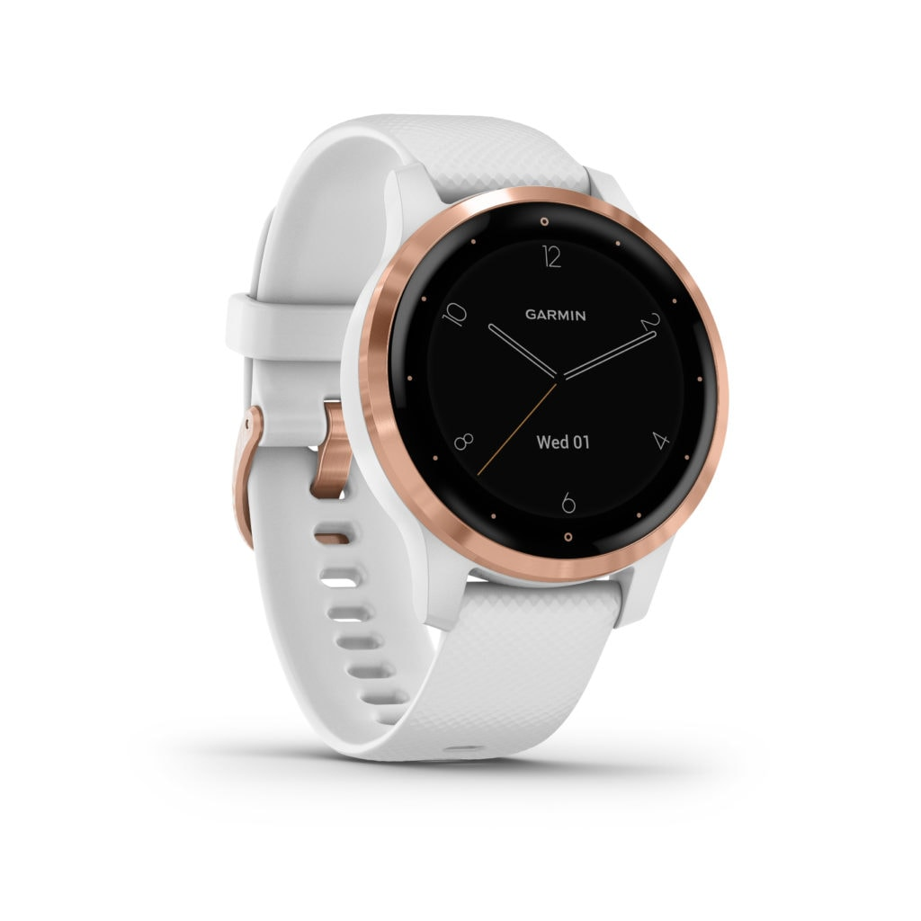 What is the Garmin Venu and how does it compare to the Vivoactive 4 5