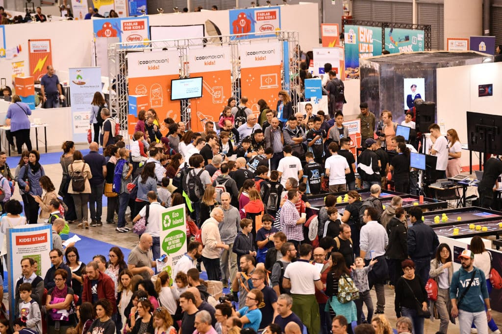 Maker Faire Rome 2019 – A perfect opportunity for startups to link up with investors. 1