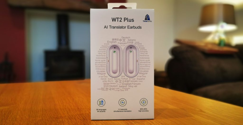 TimeKettle WT2 Plus Real-time AI translator Earbuds Review - An in-ear real-time translator 1