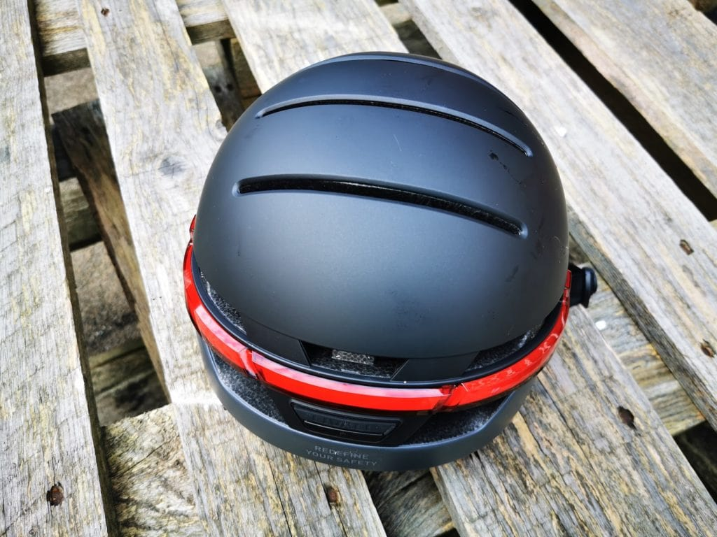 Livall BH51M NEO Cycling Helmet Review - The Perfect commuters helmet with brake lights, fall detection, and speakers 5