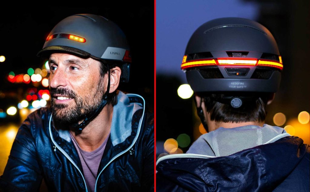 Livall BH51M NEO Cycling Helmet Review - The Perfect commuters helmet with brake lights, fall detection, and speakers 14