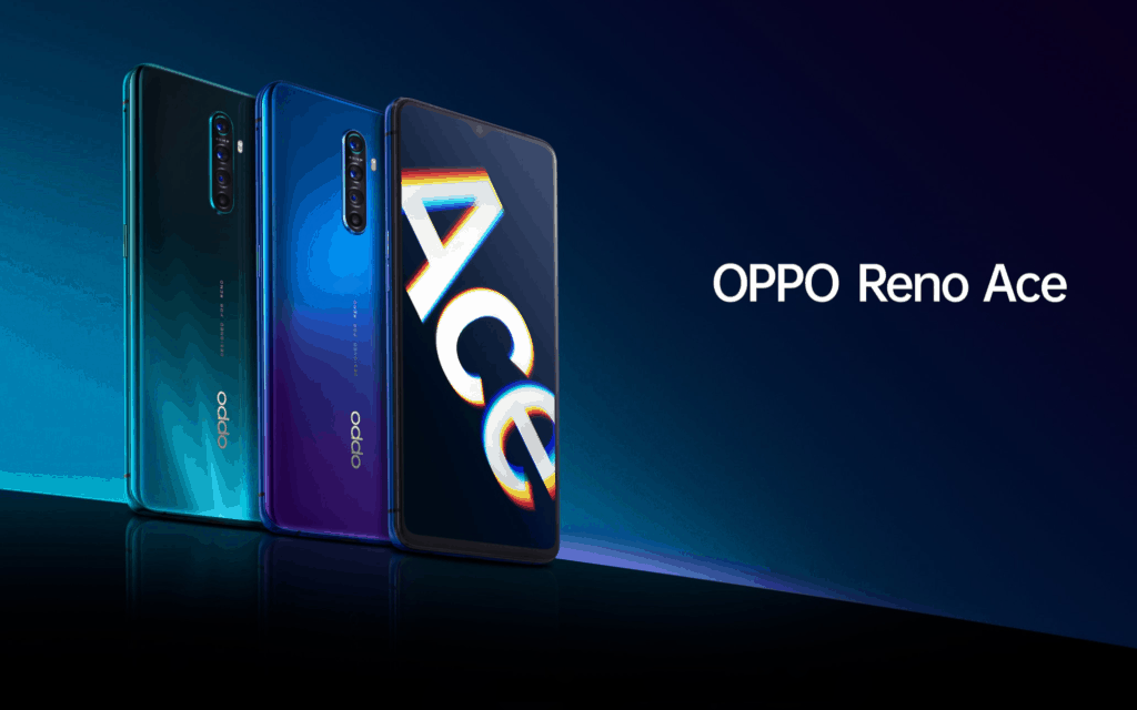 OPPO Reno Ace to launch in UK