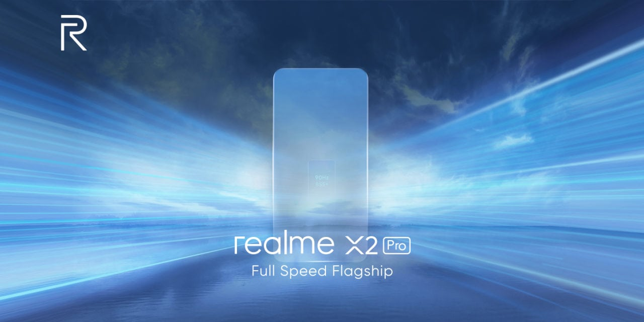 Realme X2 Pro with Snapdragon 855+, 90Hz display & 64 MP quad-camera launching in Madrid on the 15th of October